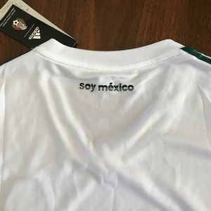 4059fb07a adidas Tops - Mexico national soccer team 2018 away jersey